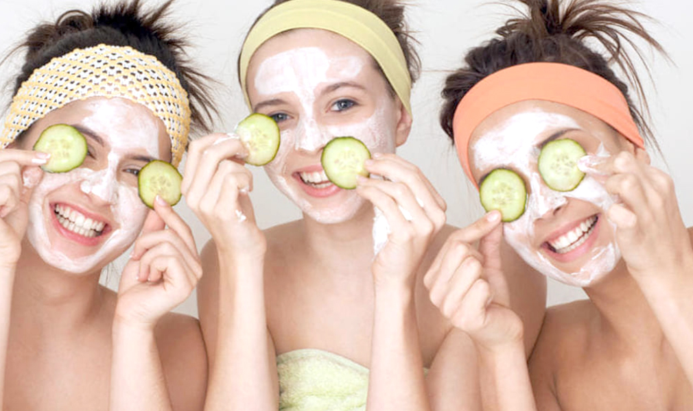 maschera x il viso fatta in casa